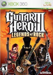 기타 히어로 3(Guitar Hero III, 2007, Neversoft)
