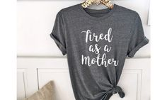 23 Funny Shirts For The New Mom In Your Life | The Huffington Post Love the Minivan Mafia shirt!