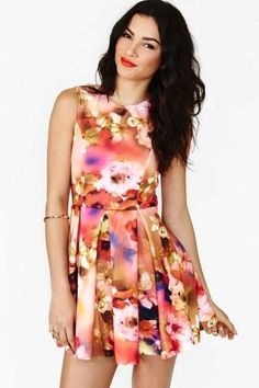 Blooms Day Dress