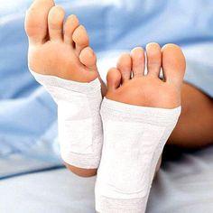 10 stks 5 paar/partij detox foot pads patch voet masker peeling sticker hallux valgus spa ion toermalijn massage energizer