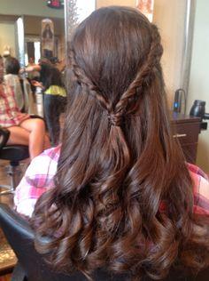 Cute braid by Ashley S