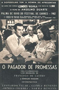 """O pagador de promessas"", a brazilian movie"
