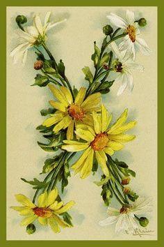 Flowers X (Olde America Antiques)