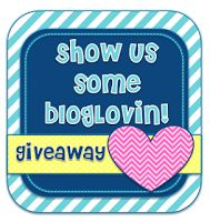 Sliding into First!: Blog Lovin' Giveaway! 2 winners will get to choose 2 items for free from my TpT store!