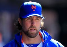He's one of the most fascinating stories in baseball this year: R.A. Dickey.
