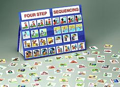 FOUR STEP SEQUENCING TABLETOP