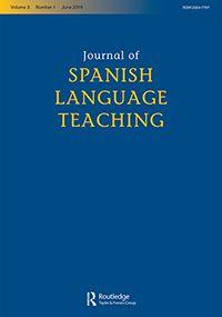 Journal of Spanish Language Teaching