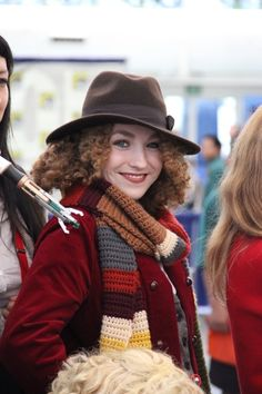 The fourth Doctor #DoctorWho #Cosplay