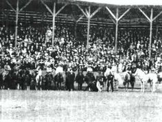 Brief history of the 101 Ranch in Oklahoma. Ponca City Oklahoma, Wild West Show, Indian Territory, Cowboys And Indians, Old West, George Washington, Historical Photos, Documentary, Genealogy