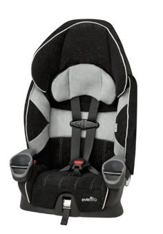 Evenflo Maestro Combination Harness Booster Car Seat In Wesley Print