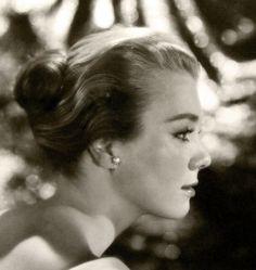 Hollywood vintage silver screen classic stars Tragic star Inger Stevens