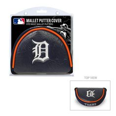 Detroit Tigers MLB Mallet Putter Cover