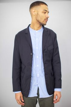 Another Asian Hipster (Engineered Garments SS 2015 Andover Jacket -...)