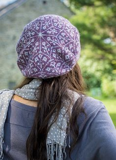free - I've made it once and will make it again - great for gifts - everyone loves this hat - Ravelry: Selbu Modern pattern by Kate Gagnon Osborn