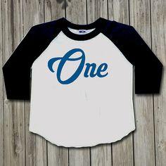 1 year old birthday shirt for boys. 1st birthday shirt. First birthday tee. Baby boy clothes. Baby raglan tee.