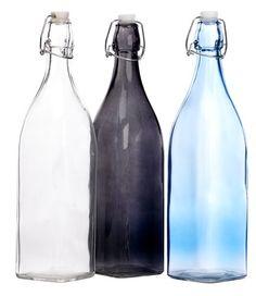 Csatos üveg BAGGE sz8xh8xma32 1L vegyes | JYSK