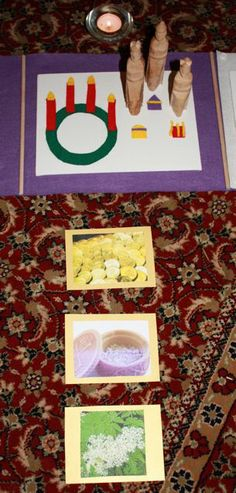 Explore and Express: Thoughts about children's spirituality, Godly Play and arts education