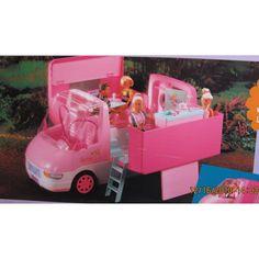 Barbie Motorhome!!! OMG!! Had one!!! #90s