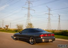 Featured Ride: Erik's 1994 Probe GT - Stance Is Everything Mazda Capella, Ford Probe Gt, Elle Marie, Sterling Grey, Mustang Mach 1, Mazda 6, Rear Wheel Drive, Front Brakes