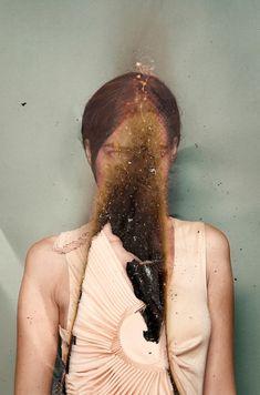 Surreal Portraits by Aisha Zeijpveld | iGNANT.de