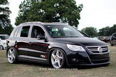 Revo tiguan Volkswagen Tiguan, Vw Touareg, Custom Cars, Automobile, Vehicles, Low Life, Marcel, Euro, Dan
