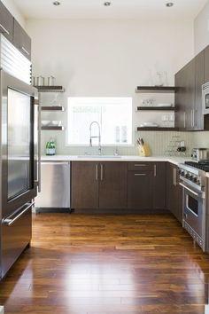 Attraktiv Elegantes Und Ruhiges Jeff Lewis Küche Design