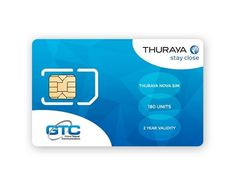 #fashion #trending #Thuraya NOVA Pre-Paid SIM cards are suitable for all Thuraya satellite phone handsets and feature reduced per minute rates from select countr...