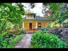 Beautiful Bungalow in Historic Plaza Midwood at 1514 Mimosa Ave! - YouTube