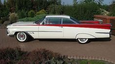 1959 Oldsmobile 88 Holiday Coupe