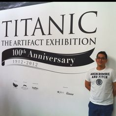 Titanic Exhibition