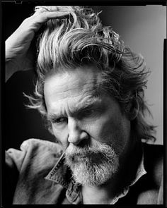 Jeff Bridges who has been astonishing in so many roles. He was amazing in The Last Picture Show, Fearless, True Grit and of course as The Dude in the classic. The Big Lebowski.