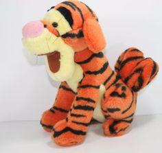 Disney-Tigger-Winnie-the-Pooh-Plush-Stuffed-Animal-11-Lovey-Toy