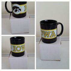 Iowa Hawkeyes Mug- www.facebook.com/mgspromos