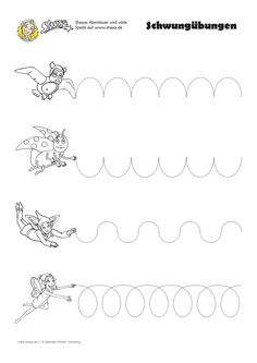 Trace to Race: Train Track Tracing Worksheets, Preschool Worksheets, Kindergarten Writing, Literacy, Maternelle Grande Section, Race Training, Learn To Read, Kids Learning, Kids Playing