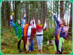 Celebrating the energies of the Plant Spirits...  Windsong School of Healing, Port Alberni, BC