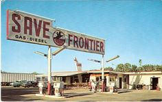 Old truck stop