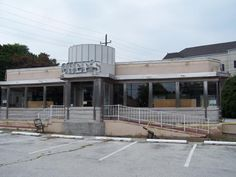 """Downingtown Diner, Downingtown, Pennsylvania - Location where """"The Blob"""" movie was filmed in 1958."""