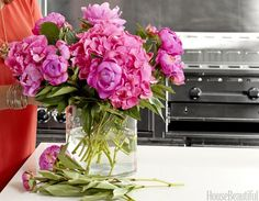 How To Keep Your Peonies In Their