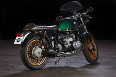 """Bmw R 100RS """"The GranDream"""" by C59R"""