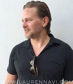 medium men's haircut for thin hair