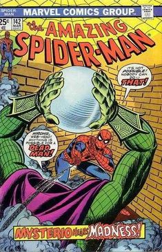 The Amazing Spider-Man #142 - March 1975