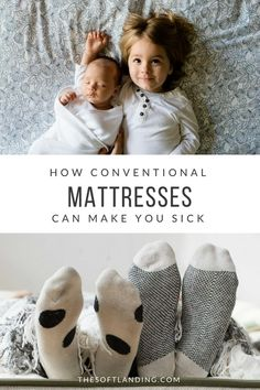 Is your mattress a toxic time bomb? Unfortunately, that can be the case with conventional mattresses. We've found an affordable solution to this dilemma! via @thesoftlanding