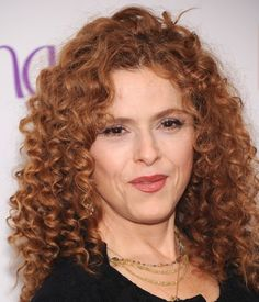 ... curly hair. This is only 14 years older than me?? Yeah, we get better
