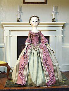 frnt6.jpg 480×640 pixels Lady Kennicott by Robins Miniature Furniture and Dolls