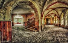 obsession* by Pati Makowska on 500px  --- Building and Location not stated