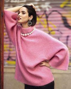 Хана Бен Абдесслем в S Moda (Интернет-журнал ETODAY)