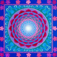 Light of Heaven Mandala