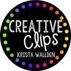 Krista Wallden - Creative Clips Teaching Resources | Teachers Pay Teachers