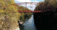 Lover's Leap Bridge - New Milford, CT.