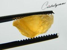 Cristal brut de citrine de 5.90 carats